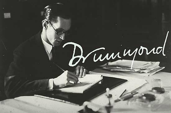 """O jovem Drummond, já taciturno, aos 28 anos quando publica em 1930 """"Alguma Poesia"""" seu primeiro livro"""