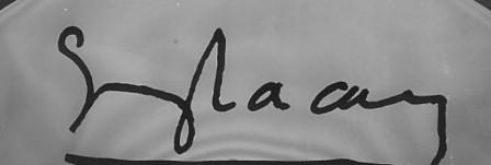 Assinatura Lacan
