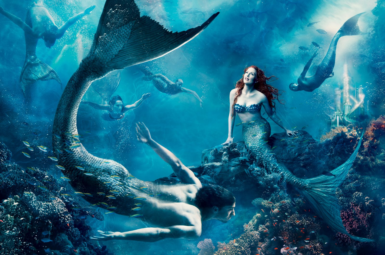 Outstanding Annie Leibovitz Little Mermaid Disney 1600 x 1059 · 400 kB · jpeg