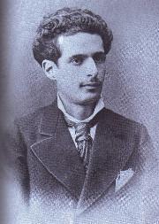Joaquim de Seabra Pessôa, crítico musical em Lisboa e pai de Fernando Pessoa.